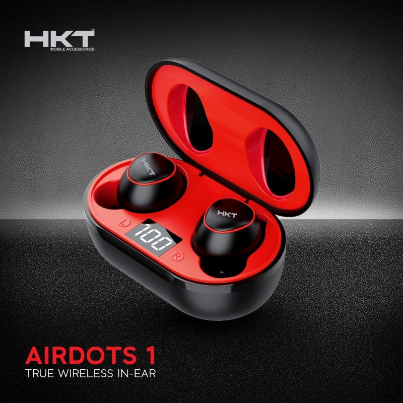 HKT Airdots 1 Wireless In Earphones