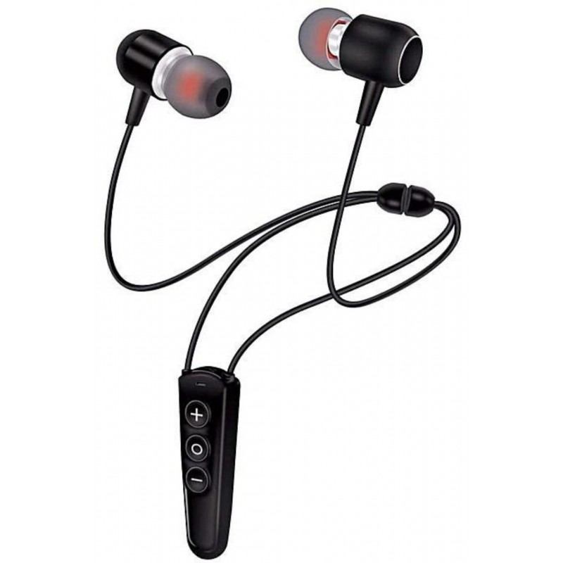 HKT IMax Wireless High Quality Magnetic Bluetooth Headset With Mic