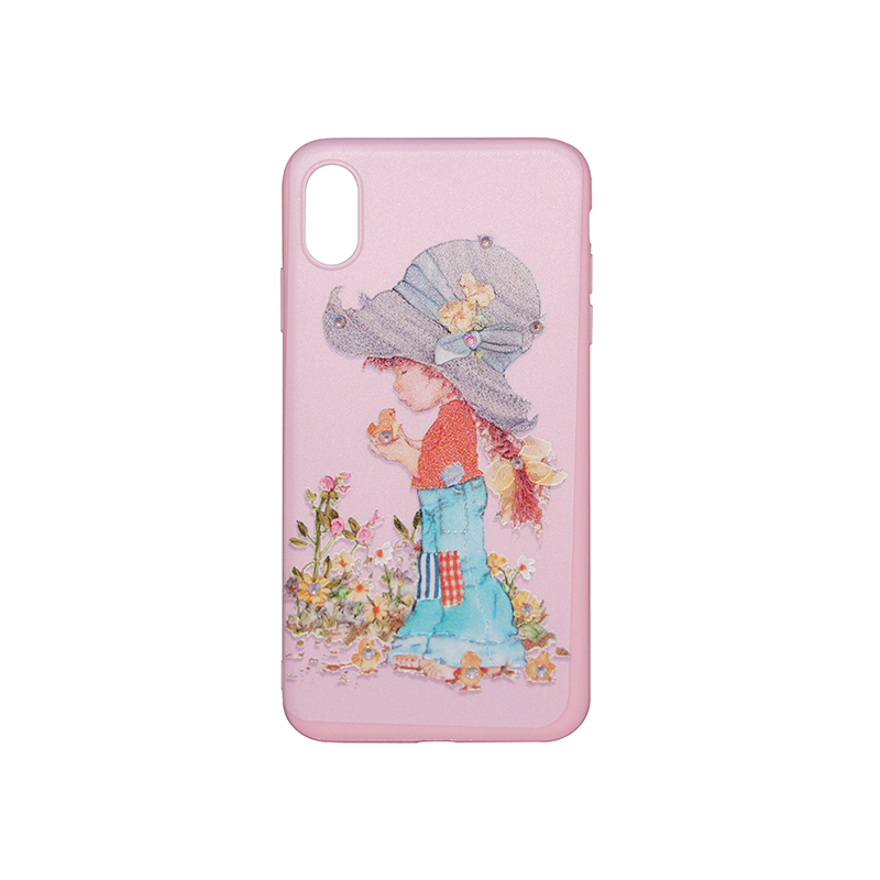 HKT Kitty Mobile Cover for Androide and iPhone