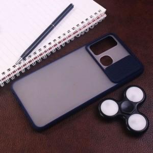 HKT Slide Camera Lens Protection Shockproof TPU Ph...