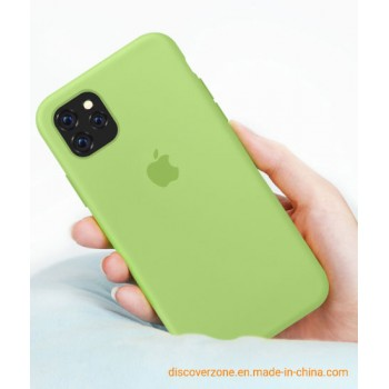HKT official Soft Silicon Mobile Cover for iPhone