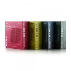 Remax RB-M27 Portable Bluetooth 4.2 Metal Stereo M...