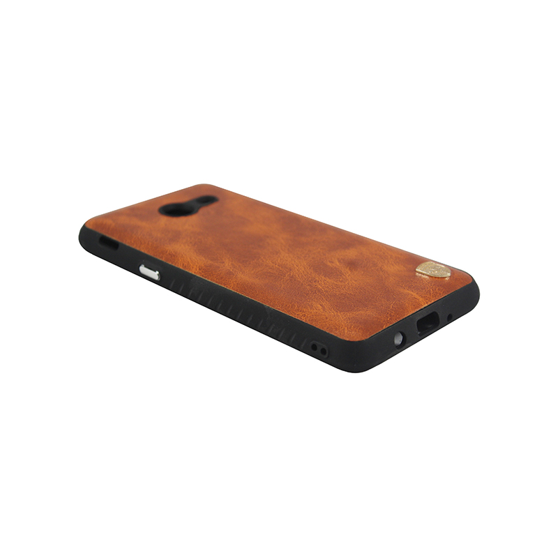 HKT Leather Mobile Cover for Samsung (J501, J710, J5Prime, J7Prime, J5Pro, J7Pro) and iPHone (6/6s, 7/8, 7/8Plus)