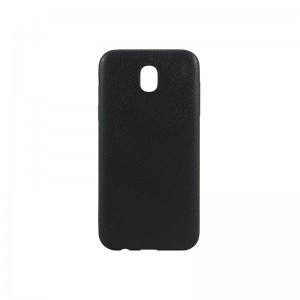 HKT Simple Leather Mobile Cover for Android (J5Pro...