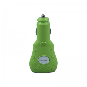 HKT Konflon C15A Car Charger