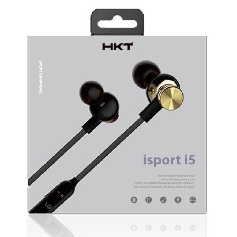 HKT iSport i5 Bluetooth Sports Earphones