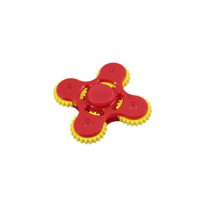HKT 4 Gear Fidget Spinner
