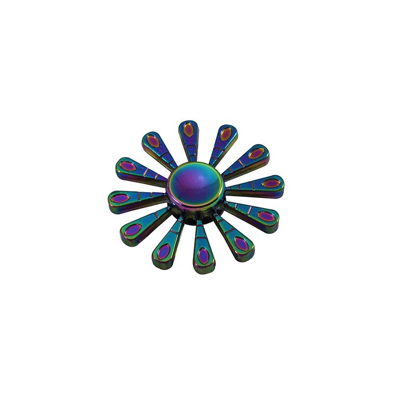 HKT 12 Arms Fidget Spinner