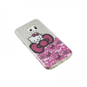 Teddy Bear Glitter Mobile Cover for Android and iP...