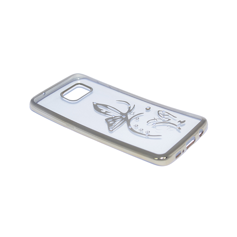 HKT Printed Electroplated Mobile Cover for Android and iPhone