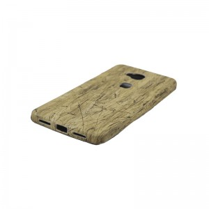 HKT Wooden Texure Mobile Cover for Huawei