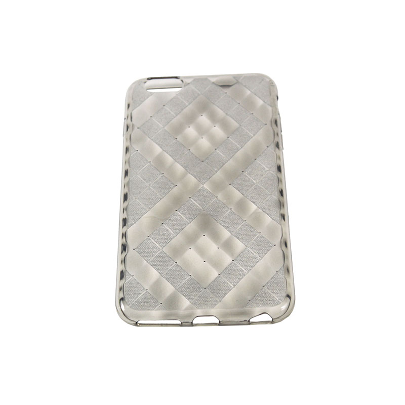HKT Diamond Texure Mobile Cover for iPhone