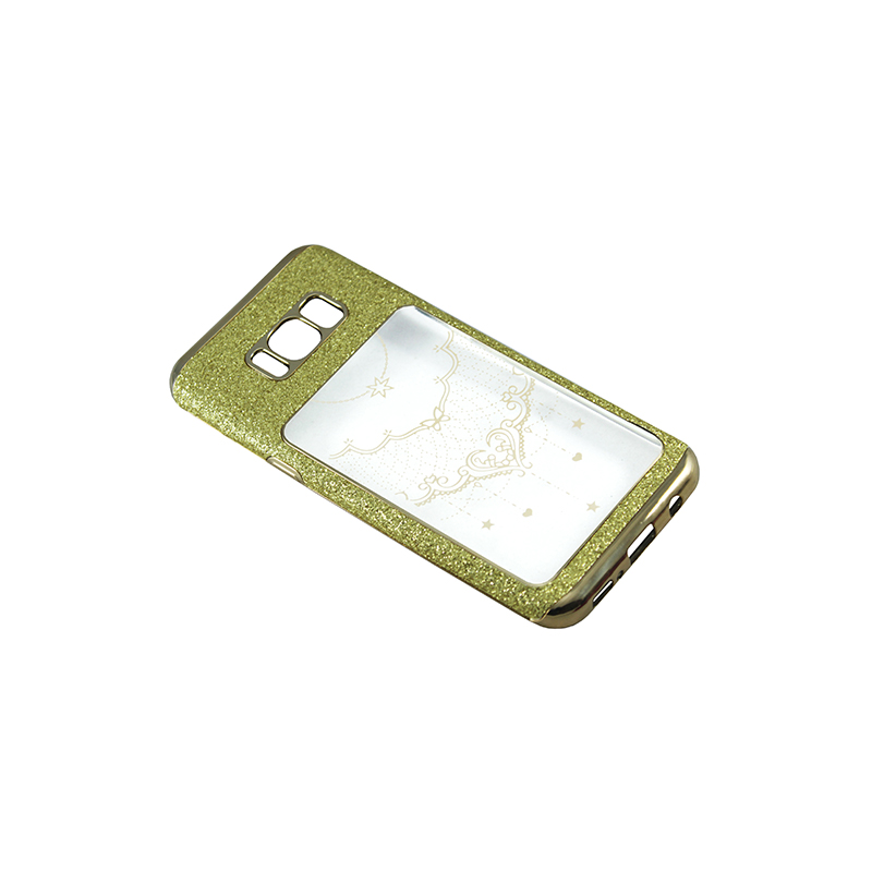 HKT Shinny Glitter Back Cover for Android and iPhone